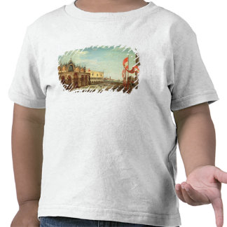 The Return of the St Mark Troops to Venice T-shirt