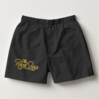 The Revel Boys - Gitch, You CRAZY! Boxers
