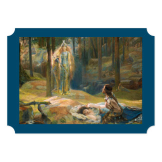 The Revelation Brunhilde Card
