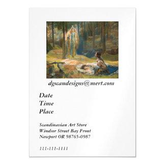 The Revelation Brunhilde Magnetic Card