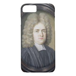 The Reverend Dr. Harris (w/c and gouache over grap iPhone 7 Case