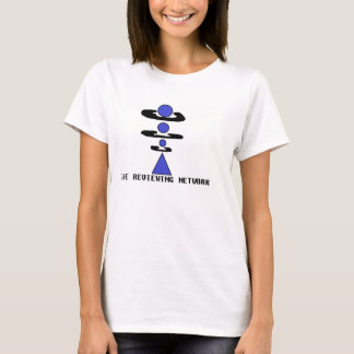 The Reviewing Network Womens T-Shirt