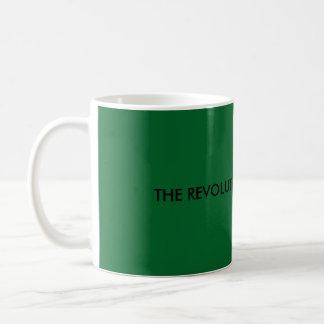 The Revolution Starts Now mug