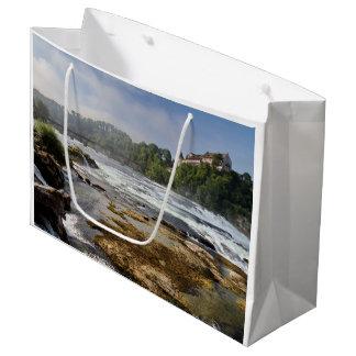 The Rhine Falls Large Gift Bag