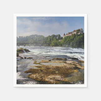The Rhine Falls Paper Serviettes
