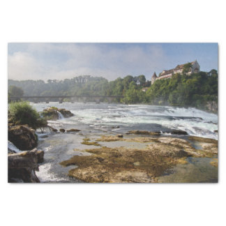 The Rhine Falls Tissue Paper