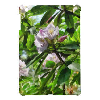 The Rhododendrons Are In Bloom Case For The iPad Mini