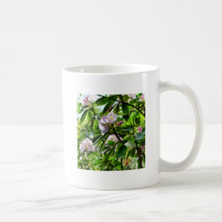 The Rhododendrons Are In Bloom Coffee Mug
