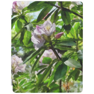 The Rhododendrons Are In Bloom iPad Cover