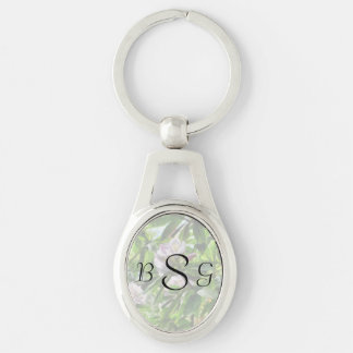 The Rhododendrons Are In Bloom Wedding Products Key Ring