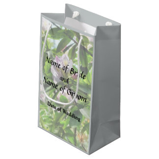 The Rhododendrons Are In Bloom Wedding Products Small Gift Bag