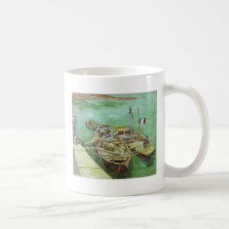 The Rhone Barges Mugs