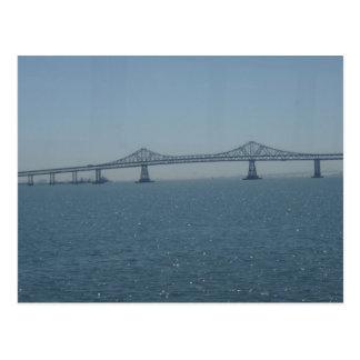 The Richardson Bay Bridge Postcard