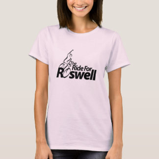 The Ride for Roswell T-Shirt