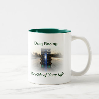 The Ride of Your Life Two-Tone Coffee Mug
