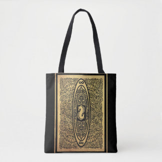 The  riders mark tote bag
