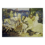 The Riders of the Sidhe Greeting Card