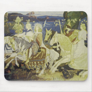 The Riders of the Sidhe Mouse Pad