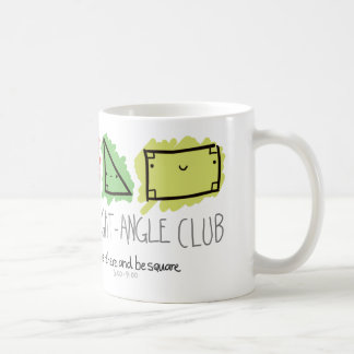 The Right-Angle Club Coffee Mug
