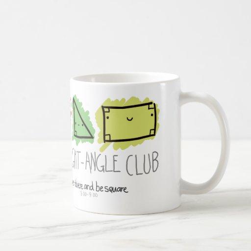 The Right-Angle Club Mug