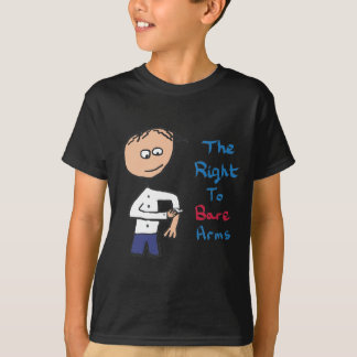 The Right To Bare Arms T-Shirt