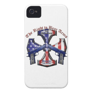 The Right To Bear Arms iPhone 4 Covers