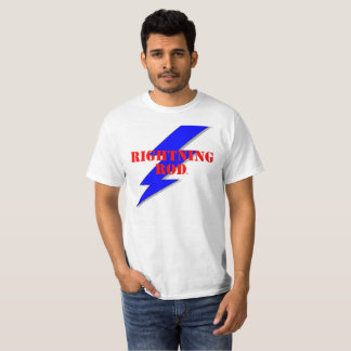 The Righting Rod Bolt T-shirt