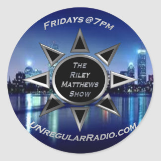 The Riley Matthews Show Circle Sticker