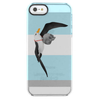 The Rime of the Ancient Mariner Remix Albatross Clear iPhone SE/5/5s Case