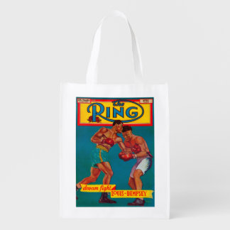 The Ring Magazine Cover Market Totes