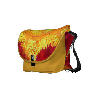 The Ring of Fire Messenger Bags