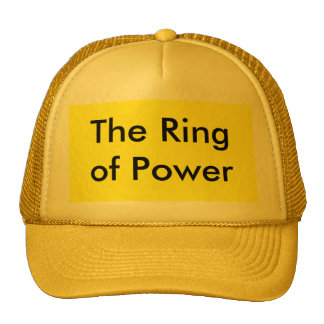 The Ring of Power Hats