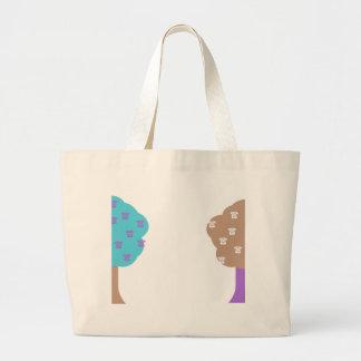 The Ringing Trees Jumbo Tote Bag