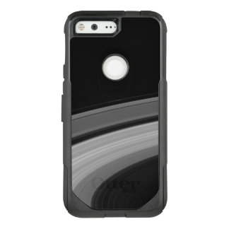 The Rings of Saturn, Cassini Spacecraft Photo OtterBox Commuter Google Pixel Case