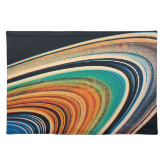The Rings of Saturn Placemat