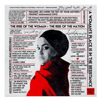 The Rise of the Woman / El Ascenso de la Mujer Poster