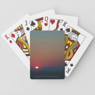 The Rising Sun Playing Cards