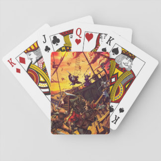 The Rising Tide Playing Cards