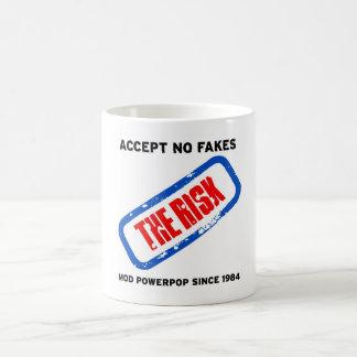 THE RISK - MOD POWERPOP COFFEE MUG