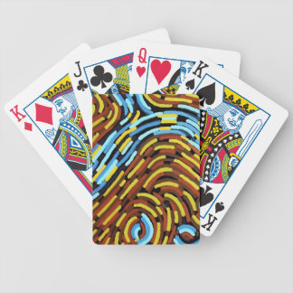 The River Bicycle Playing Cards