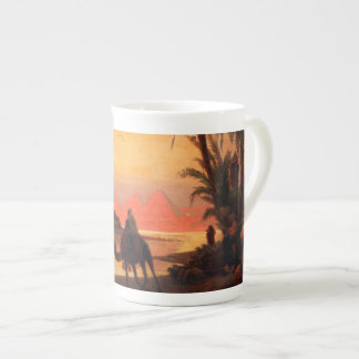 The River Nile Bone China Mug