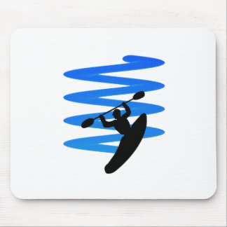THE RIVER SHOWN MOUSE PAD