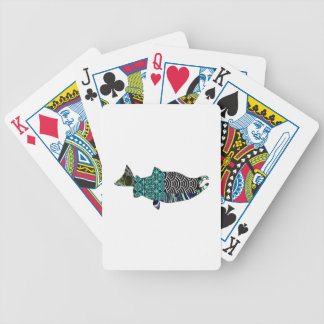 THE RIVER SWIRLS BICYCLE PLAYING CARDS