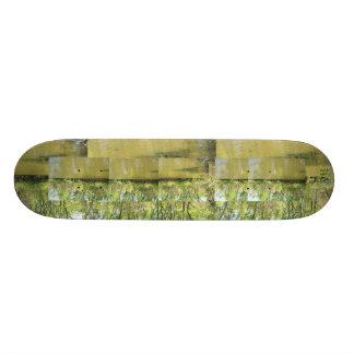 The Rivers Edge Custom Skateboard