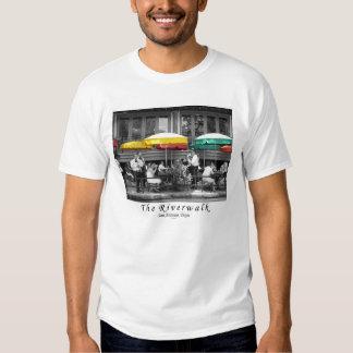 The Riverwalk in San Antonio, Texas T-shirts