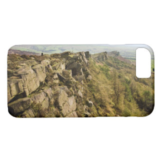 The Roaches in the Staffordshire Moorlands photo iPhone 8/7 Case