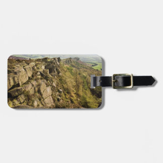 The Roaches in the Staffordshire Moorlands photo Luggage Tag
