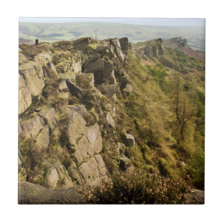 The Roaches in the Staffordshire Moorlands photo Tile