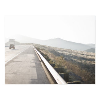The Road Ahead Postcard