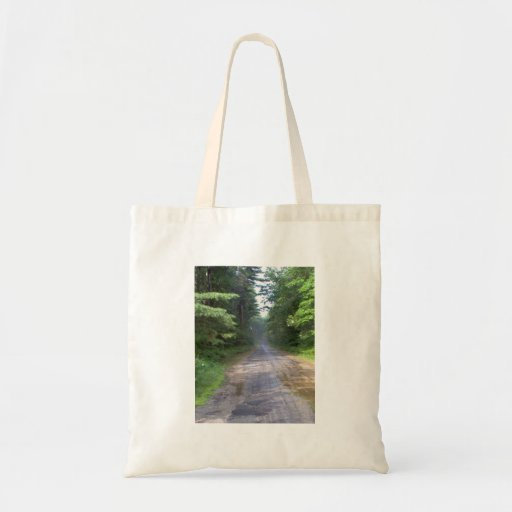The Road Home Canvas Bag